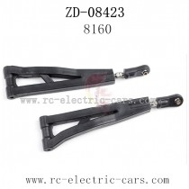 ZD Racing 08423 Car Parts-Front Upper Arms 8160