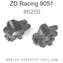 ZD Racing 9051 Parts-Door Shape Seat