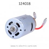 WLTOYS 124018 1/12 RC Car Parts 1308 Motor Components 550