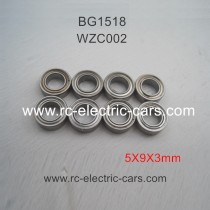 Subotech Tornado BG1518 Parts Ball Bearing WZC002