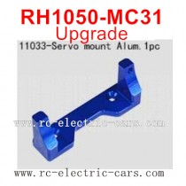 VRX Racing RH1050 Upgrade Parts-Servo Mount Aluminum