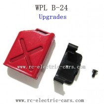 WPL B24 GAz-66 Upgrades-Simulated Fuel Tank