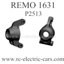 REMO HOBBY 1631 Rear wheel seat