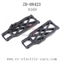 ZD Racing 08423 Car Parts-Rear Lower Arms-8169
