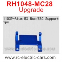 VRX RH1048-MC28 Upgrade Parts-RX Box ESC Support