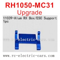 VRX Racing RH1050 Upgrade Parts-RX Box ESC Support