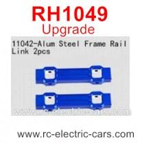 VRX RH1049 Upgrade Parts-Alum Steel Frame Rail Link