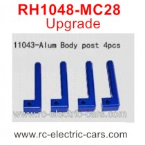 VRX RH1048-MC28 Upgrade Parts-Body Post