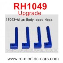 VRX RH1049 Upgrade Parts-Body Post