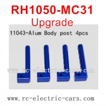 VRX RH1050 Upgrade Parts-Body Post 11043
