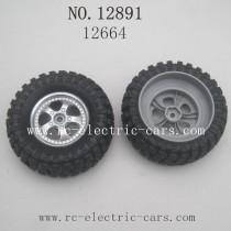 Haiboxing 12891 Car Parts-Tires