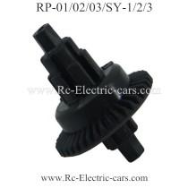 RUIPENG SY-1-2-3 RP01-02-03 CAR Umbrella components