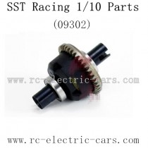 SST Racing 1/10 1988 1988T2 Car Parts-Differential Kits 09302
