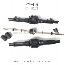 FEIYUE FY06 Parts-Original Rear Differential Gear Assembly
