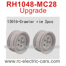 VRX RH1048 Upgrade Parts-Crawler Rim 13016
