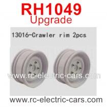 VRX RH1049 Upgrade Parts-Crawler Rim