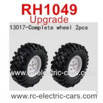 VRX RH1049 Upgrade Parts-Complete Wheels 13017