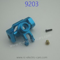 PXToys 9203 Off-Rod RC Truck Upgrade Parts Front Steering Cup Assembly Blue