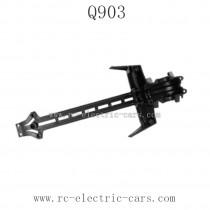 XINLEHONG TOYS Q903 Parts Rear Gear Box Cover