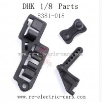 DHK HOBBY 8381 8383 Parts-Battery Line Fixing