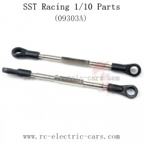 SST Racing 1/10 Parts-Front Steering Connect Rod 09303A