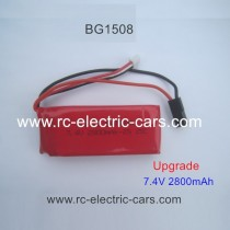 Subotech BG1508 RC CAR battery