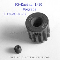 FS Racing 1/10 Upgrade Parts Motor Gear 13T