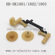 HD DK1801 1802 1803 Parts-Steering Arm and Gear