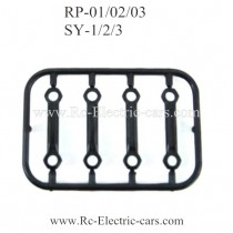 RUIPENG SY-1-2-3 RP01-02-03 CAR Connect Buckle
