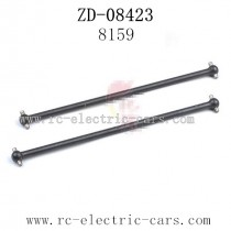ZD Racing 08423 Car Parts-Rear Drive Shaft 8159