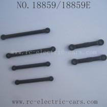 HBX 18859E RC Truck Parts-Steering Links 18011
