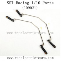 SST Racing 1/10 RC Electric Car Parts-Protect Shaft 109021