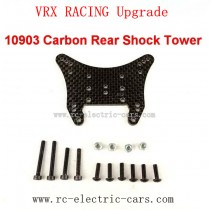 VRX RACING Upgrade Parts-Carbon Rear Shock Tower 10903