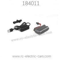 WLTOYS 184011 Parts Charger and Battery 7.4V-900mAh