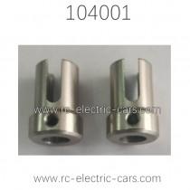 WLTOYS 104001 1/10 RC Car Parts 1899 Central Connect Cups