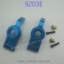ENOZE 9203E RC Truck Upgrade Parts Rear Wheel Cup blue