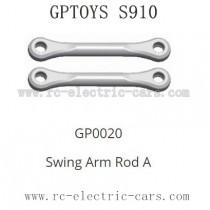 GPTOYS S910 Parts GP0020 Swing Arm Rod A