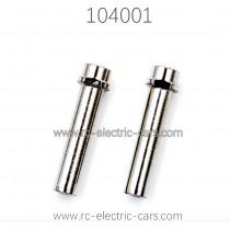 WLTOYS 104001 1/10 RC Car Parts 1901 Steering Column