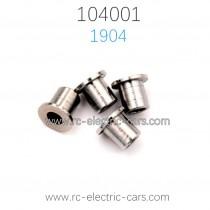 WLTOYS 104001 1/10 RC Car Parts 1904 Flange Copper Sleeve