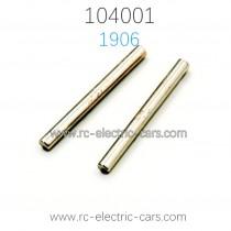 WLTOYS 104001 1/10 RC Car Parts 1906 Optical Shaft