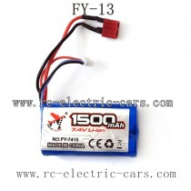 FEIYUE FY13 Parts 7.4V Battery