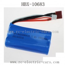 HBX 10683 Car Parts 7.4V 1500mAh Battery