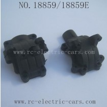HBX 18859E RC Truck Parts-Diff. Gearbox Housing
