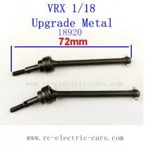 VRX RC Car 1/18 Upgrade parts-Bone Dog Shaft