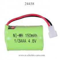 WLToys 24438 car battery
