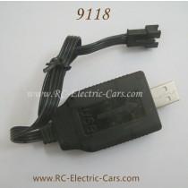XINLEHONG Toys 9118 car USB Charger