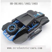 HD DK1801 1802 1803 Parts-Body Shell