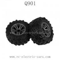 XINLEHONG TOYS Q901 Parts-Tire 30-ZJ02