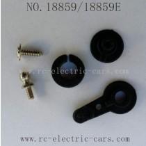 HBX 18859E RC Truck Parts-Servo Saver Assembly 18015