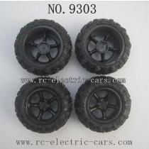 PXToys 9303 car parts Tire PX9300-21